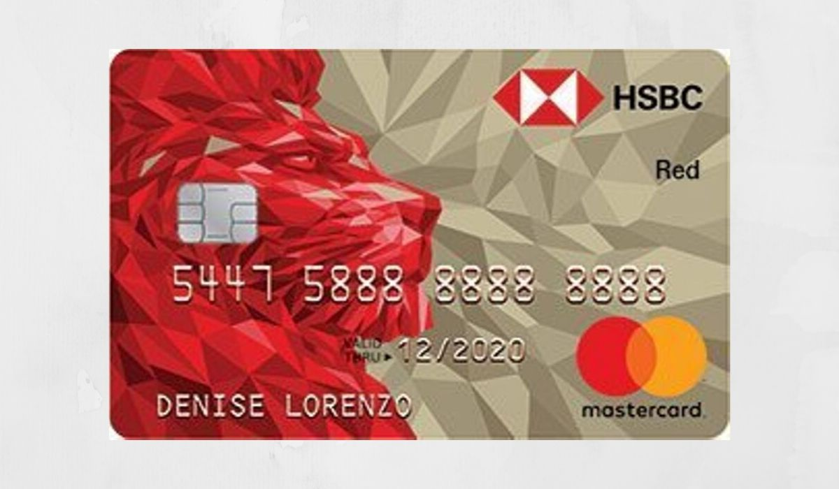 HSBC Red Mastercard – How to Apply for a Credit Card