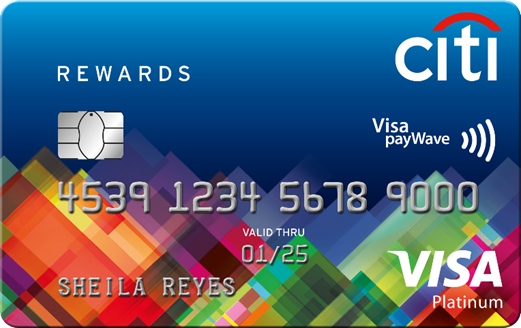 Citi Rewards Credit Card – Find Out How to Order