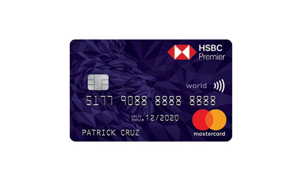 HSBC Premier Mastercard – Find Out How To Order