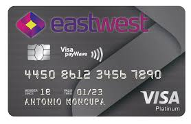 EastWest Visa Credit Card - How To Get One
