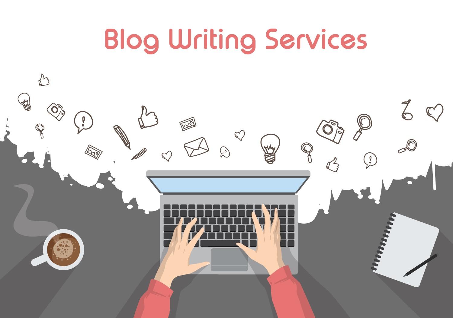 Keep Up With Content by Using Blog Writing Services