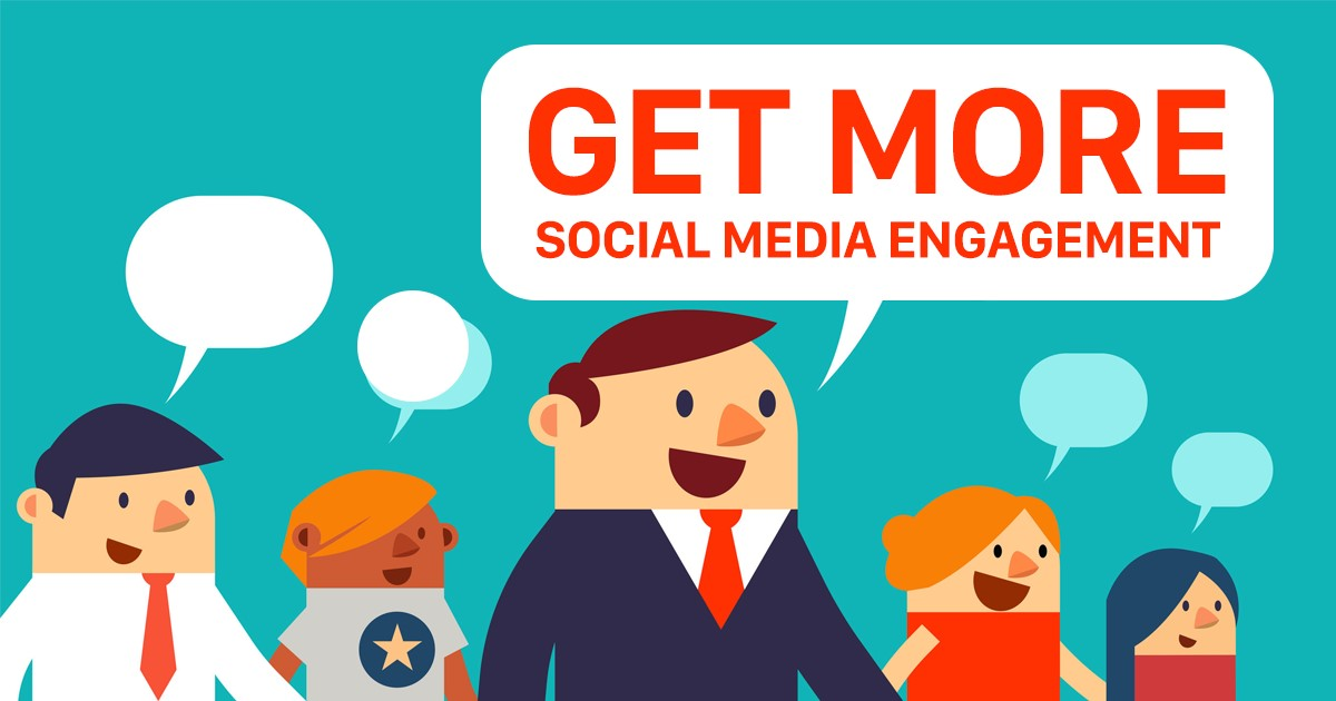 How to Increase Social Media Engagement For a Business