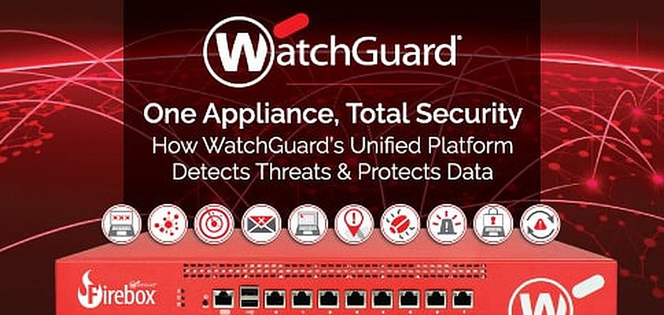 Increase Computer Protection with WatchGuard Firewall